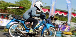GDS Fun Drag Bike 2017: Mendekati Putaran Terakhir, Peserta Pun Makin Banjir