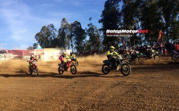 Hasil Kejurda Grassrack Motocross Aceh Besar 2017