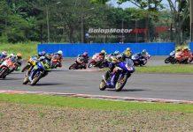 Rere Lanjutkan Dominasinya, Juarai Race 1 Sport 150cc Kejurnas IRS Putaran 4
