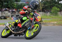 Motorprix Kalimantan 2017 : Abdul Hamid Ingin Raih Gelar Juara Region di Musim Pertamanya Seeded