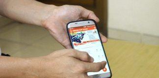 Aplikasi Rekor Siap Mudahkan Registrasi Balap Nasional