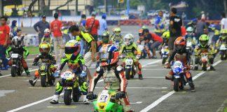 Rekor Cup Race Sajikan Balapan Dengan Konsep Menarik