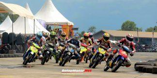 Hasil Usaha Jaya Open Race Seri 4, Aceh Besar 2017
