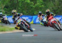 Hasil Aswari Sumatera Cup Prix Round 3 Sirkuit Manggul Lahat