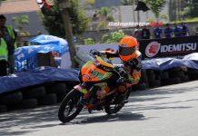 Wawan Wello Tercepat di QTT YCR3 Yamaha Cup Race (YCR) 2017 Kediri