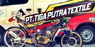 Drag Bike Salatiga 2017: Andalkan Ninja TPTC, Yudha AP Catatkan Best Time