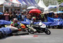 Syamsul Arifin Trouble, Wildan Goma Juarai YCR1 YCR Kediri 2017
