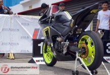 Kejurnas IRS 2017 Putaran 4 : Anak Jabar & Yamaha R25 Kuasai Podium FDR Champ 250