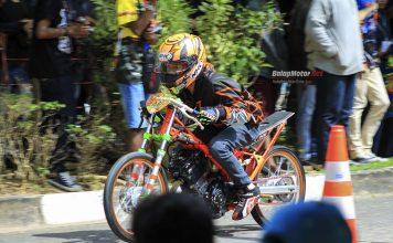 FU200 EBRT Lampung, Knalpot RCB1 Sikat Kelas Bergengsi