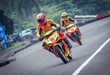 Duet Tim MPRT Indramayu Kuasai Kelas Seeded FSCM Road Race Cimahi