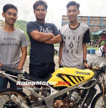 Final IDC 2017: Duo Dragster Lokal Papua Siap Unjuk Gigi di Lanud Gading, Yogyakarta