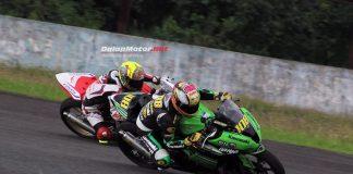 Super Panas di Race 2 Kejurnas Sport 250, AM Fadly Jadi Jawaranya