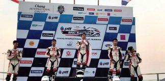 Juara Lagi di Thailand, Adenanta Akui Persaingan Semakin Sulit