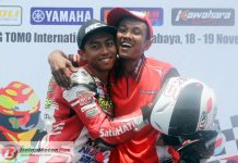 Motorprix Surabaya 2017 : Afridza Syach Raih Gelar Juara Region MP4