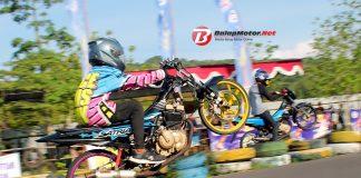 GDS Fun Dragbike 2018: Kelas Special Open Super Pro Untuk Edisi Agustus, Merdeka!