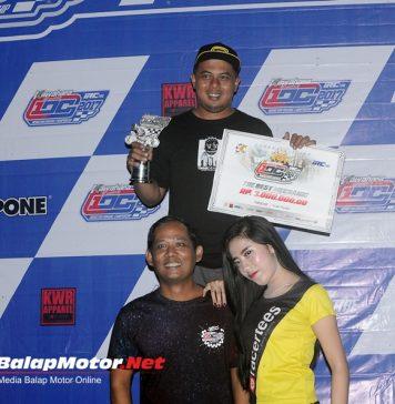 Yuda 'Kemo' Sanjaya Best Mekanik Drag Bike 2017, Raih 4 Kategori Juara Umum