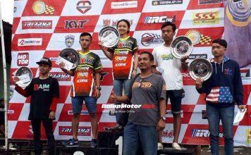 Drag Bike Cimahi 2017: Raih 4 Podium Juara, Selamat Ulang Tahun Daffa Della