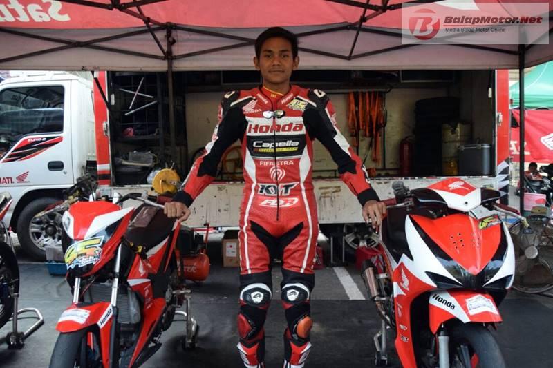 Abdul Malik Kunci Gelar Juara Umum Seeded Kejurda Honda IMI Aceh 2017