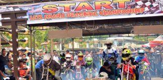 Hasil Drag Bike Jayapura Papua 5 November 2017