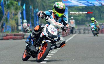 Fisichella KW Juara Umum Matic Wanita Sumatera Cup Prix Seri 4, Jambi