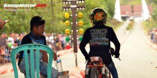 Gery Percil Juara Umum Lets Drag Bike Championship Jayapura