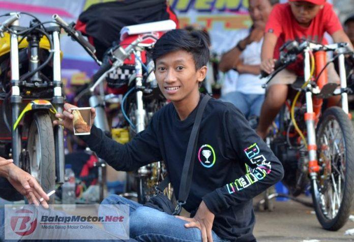 Drag Bike 2018: Gery Setiawan Fix Dengan Kawahara Pells, Ancaman 4 Tak!