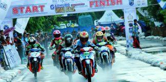 Hasil Lengkap Road Race Tegal, 12 November 2017