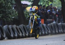 best-moment-big-perfomance-drag-bike-competition-palembang-28-oktober-2017