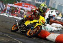 Turun di HDC Kemayoran, B Pro Racing Ternyata Sedang Riset Frame Almu Belakang Sonic
