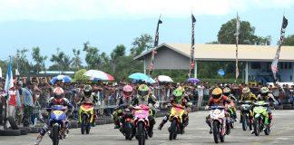 Centra Racing sukses pentaskan Seleksi PRA PORA Aceh dan putaran IV Kejurda Honda IMI Aceh