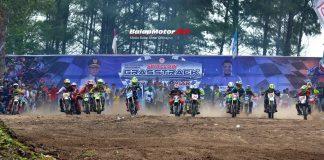 Hasil Kejurnas Grasstrack Aceh Besar 4-5 November 2017