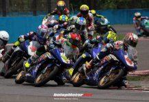 Yamaha Terus Mendominasi Kejurnas Sport 150
