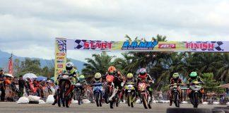 Hasil RAM 37 Road Race Open 2017 Padang