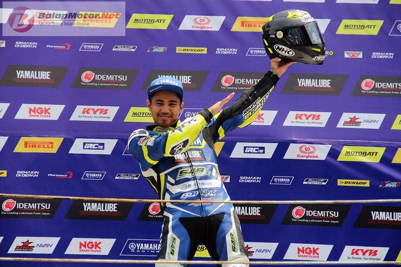 Jelang Kejurnas IRS 2017 Putaran 5 : Ternyata Yamaha Sudah Kunci Juara Nasional Sport 150