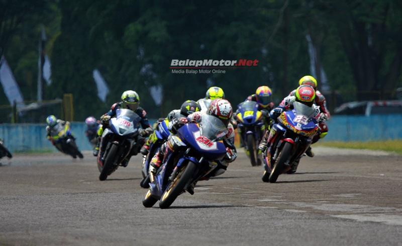 Sukses Kendalikan Emosi, Gupita Kresna Juarai Race 1 Kejurnas Sport 150, Poin Semakin Mendekat