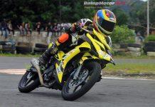 Reynaldi Pradana & Aryanto Tarzan Berbagi Gelar Juara Region Motorprix Kalimantan 2017