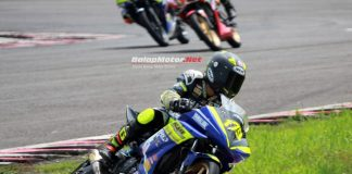Kejutan di Detik-Detik Akhir, Richard Taroreh Tercepat di QTT Kejurnas Sport 150