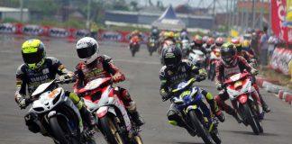 Video Pertarungan Kelas Dewa Pada Race MP2 Motorprix Surabaya 2017 (Putaran3)