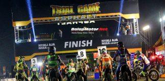 Trial Game Asphalt Seri 1 Siap Prawani Sirkuit Mijen Semarang
