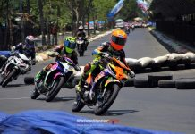 Final Yamaha Cup Race (YCR) 2017 Solo : Penentuan Juara Umum di Sirkuit Menantang, Berikut Klasemennya