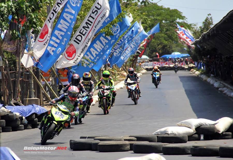 Jadwal Yamaha Cup Race