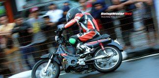 Wahyu Aji Pakai Yamaha V-75, Tampil Beda Sukses Sabet Podium Tiga