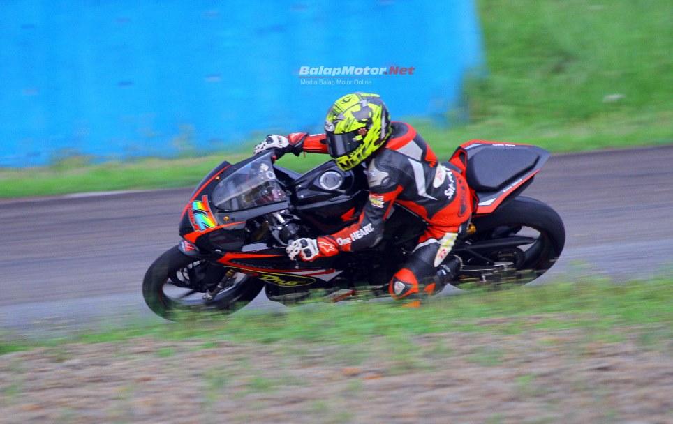 Maksimal di Putaran 5 Kejurnas IRS 2017, Ivan Atmaja & Honda B Pro Racing Siap Lebih di Final