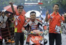 Becky NR Bersama Gerry Gendut Lautan Teduh RT Juara MP2, Kualitas IRC Fasti Pro