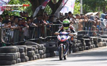 Kejutan Agus Setiawan di Final Kejurda Balap Motor Aceh 2017, Tercepat di QTT MP1,MP3 dan MP4