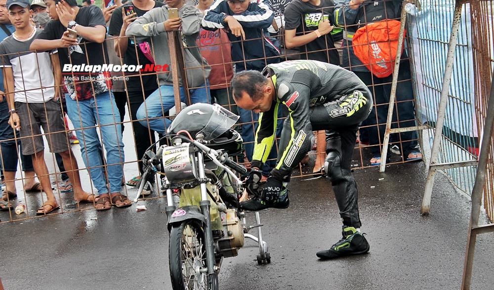 Ramajaya DS7 Siap Gegerkan Drag Bike 2018, Gaet Eko Chodox dan Yusron Alifka