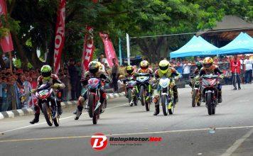 Hasil Resmi Kejurda Motoprix Honda Sonic IMI Aceh 2017