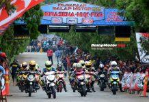 Hasil Final Balap Motor Dewasena NHK FDR Championship Purwakarta 2017