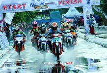 Final Gadhuro Road Race Open Championship Berlangsung di Purwodadi, 10 Desember 2017