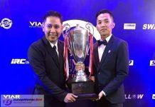 Berikut Peraih IMI Award 2017 Dari Cabang Balap Motor